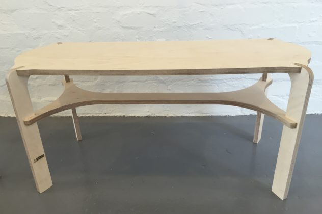 Helsinki bench