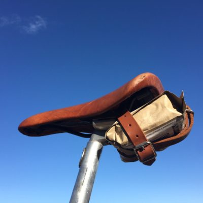 Seattle saddle bag