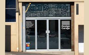 Design Garage shopfront